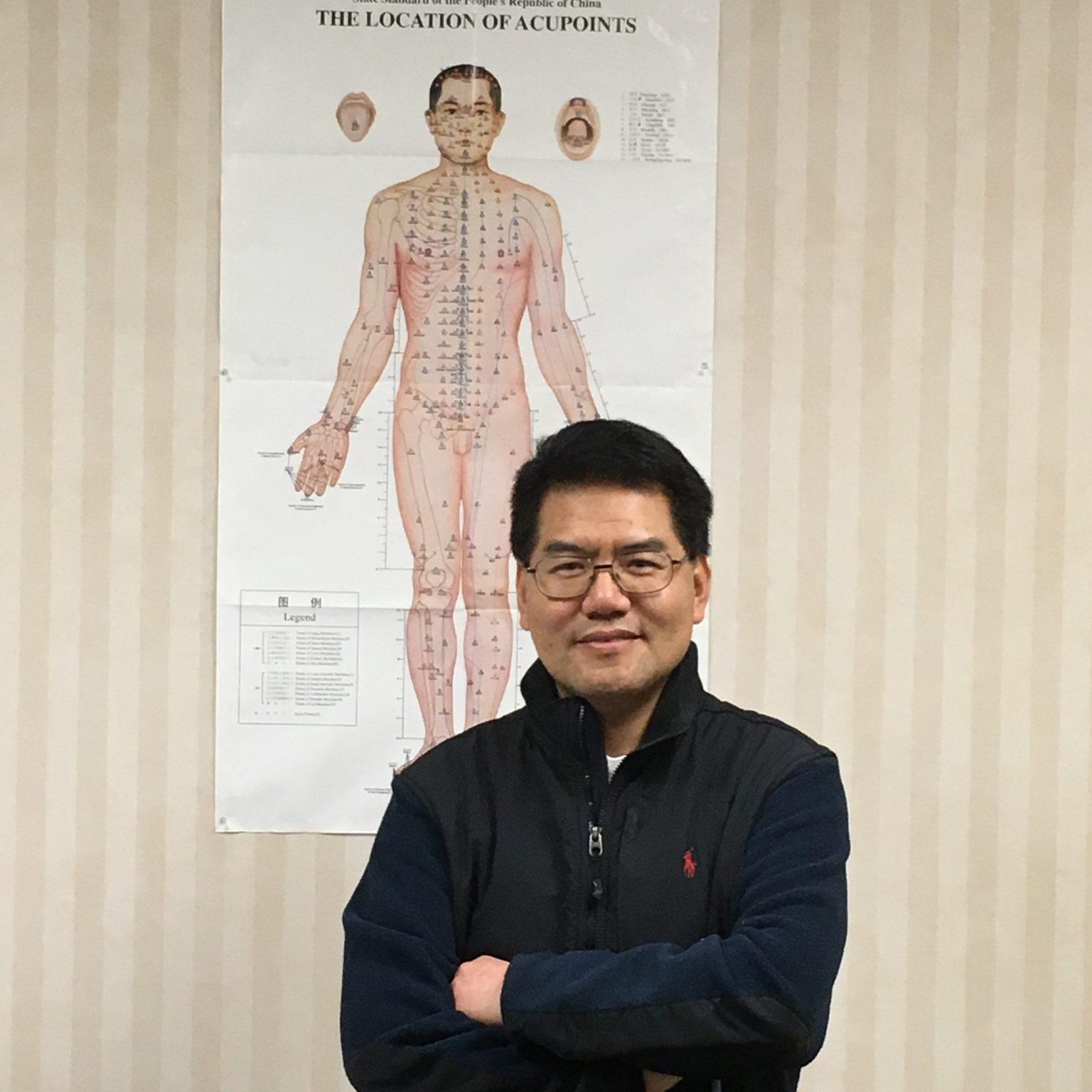 Dr. Yanming Huang Photo